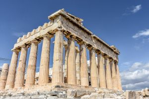 Akropolis, Athene - Fly-drive Griekenland