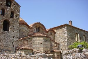 Mystras - Fly-drive Grand Tour Griekenland