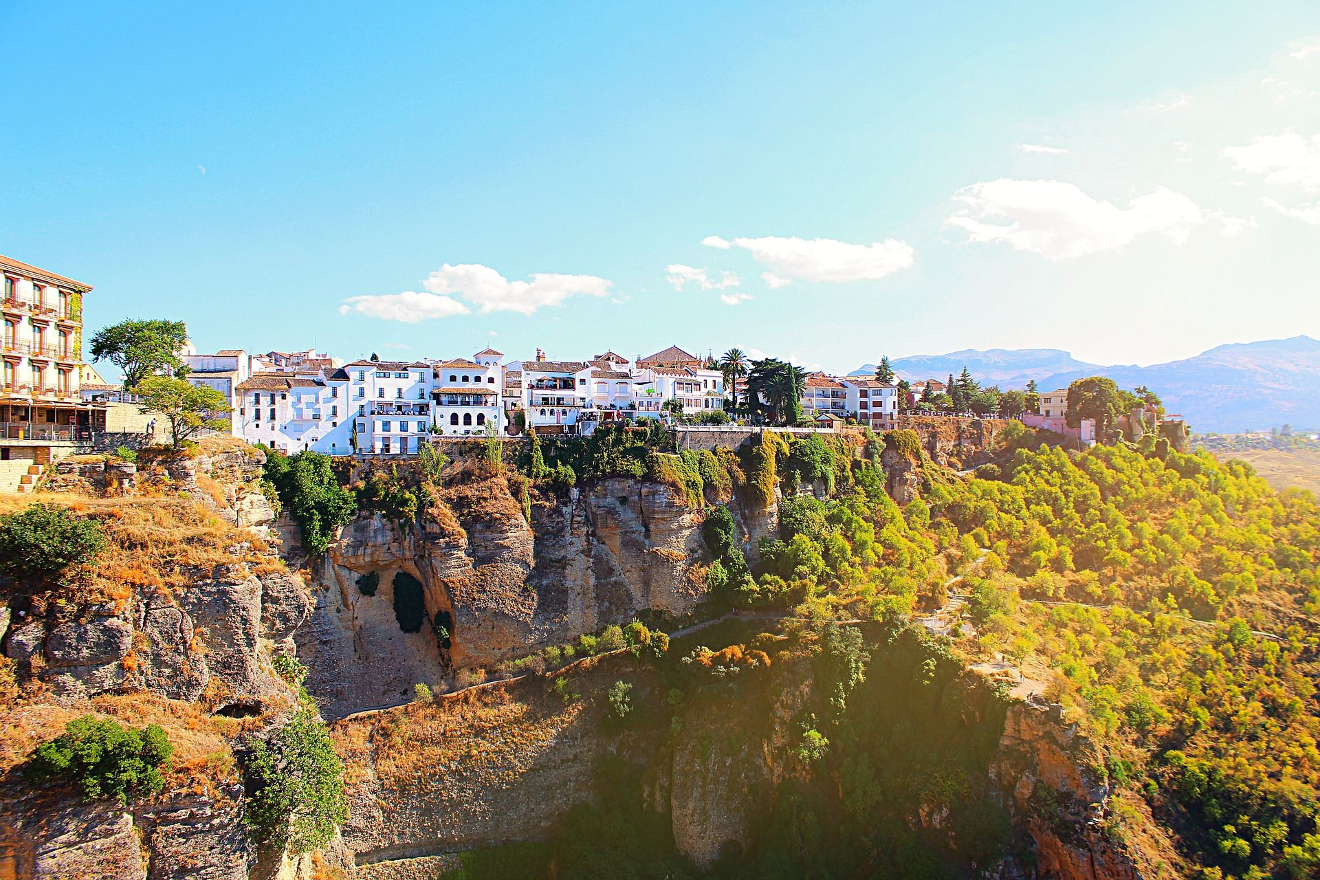 Ronda in Andalusië - Fly drive